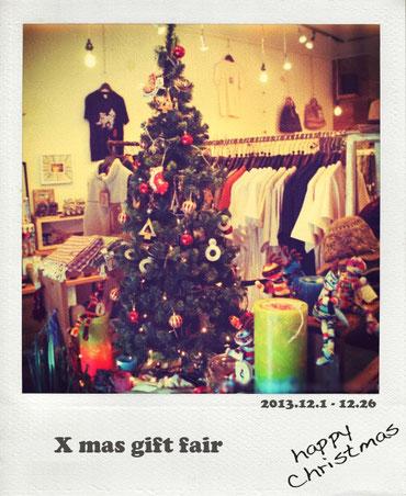 X mas gift fair 2013