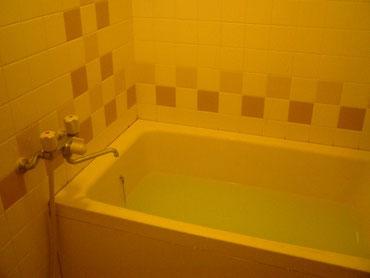 精神的に追い込まれたときお風呂が効いた