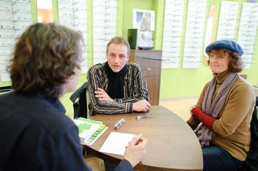 Beratung ist häufig der Schlüssel zum erfolgreichen Gleitsichtbrillentragen