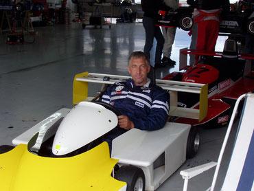 Superkart PVP mit Husqarna WR 360 Motor