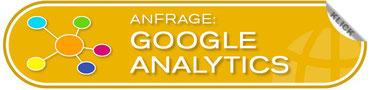 google analytics anfragen