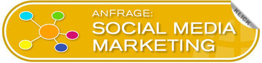anfrage social media marketing