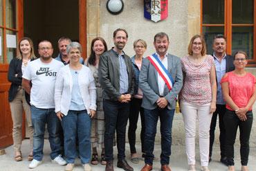 Conseil municipal de Montbenoît