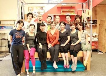 ピラティス資格、札幌、養成コース