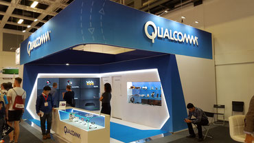 Qualcomm - Stand IFA Berlin