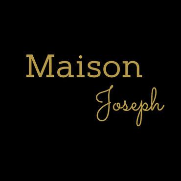 Retrouvez nos créations sur notre nouvel espace www.maison-joseph.com