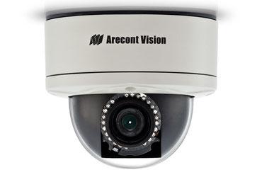 Arecont Vision 10 Megapixel Domne Kamera, presented by SafeTech