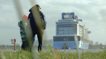 Hier entstehen Kreuzfahrtträume: Papenburg.
