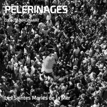 """La couverture du livre """"PELERINAGES"""" - ©Patrick Ondicola"""