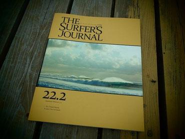 サーファーズジャーナル日本語版、ゆっくりじっくり、読みたいです。