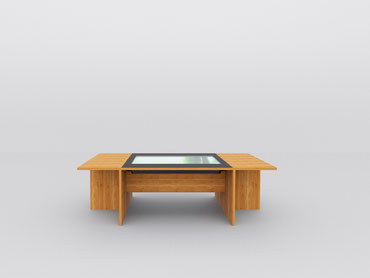 """DUI"" Meeting table for design and architect"