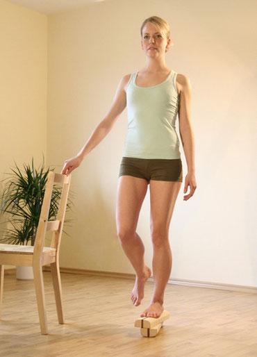 Effektives Fußtraining mit dem Profundus-Fußtrainer