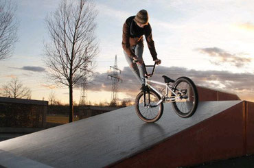 BMX to the People - Jimdo Pages Awarrd Foto Wettbewerb