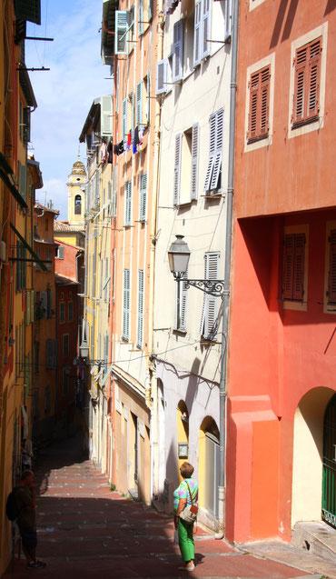 Bild: Nice Altstadt