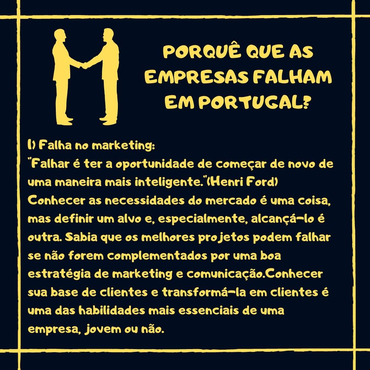 derrota empresa marketing