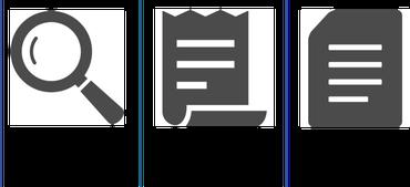 法定監査・任意監査 帳簿記帳 各種レポート作成補助