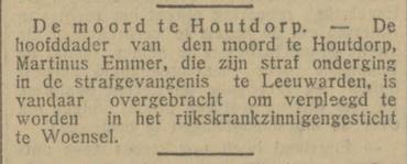 Provinciale Noordbrabantsche en 's Hertogenbossche courant 23-06-1923