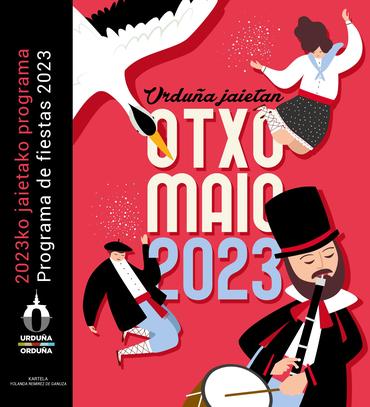 Fiestas de Otxomaio en Urduña