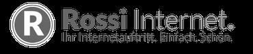 Rossi Internet. - Logo