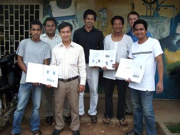 Human resource development at RDI - Cambodia