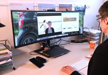 Birgit Krüger NRW MGconnect Online Impuls Training Schüler Corona