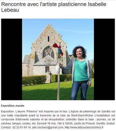 Info Locale - Genêts - 19 mai 2018