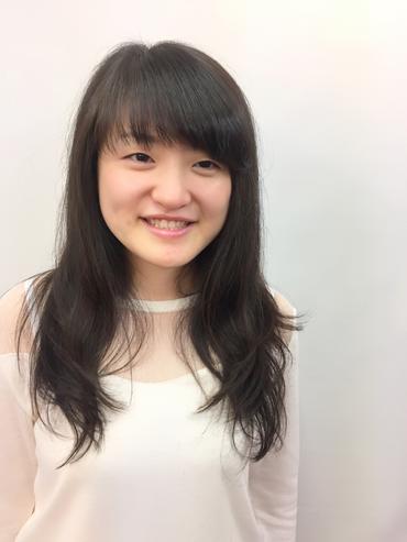 ソックスパーマやってみました(^^♪ 横浜・美容室・ヘアアレンジパーマ