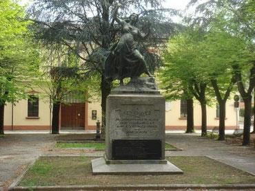 Il monumento di Domodossola