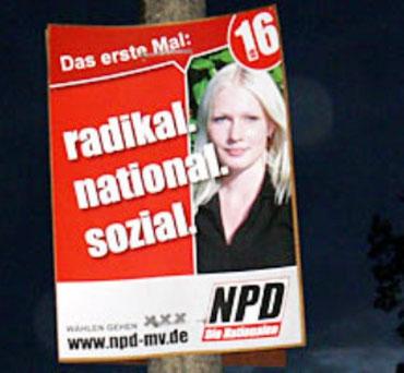 NDPs kvindepolitisk offensiv