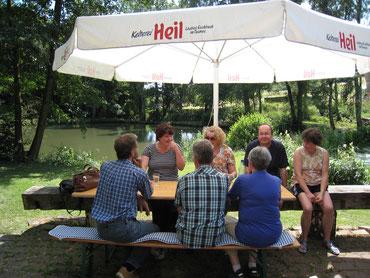 Grillfest 2015, Da Capo, Gesangverein Wernborn