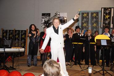 Gesangverein Frohsinn 1873 Wernborn, Da Capo Konzert in der Eichkopfhalle Wernborn  2015