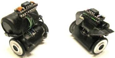 Analog gesteuerte Mini-Roboter