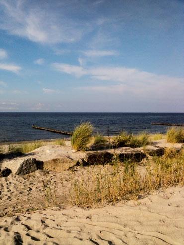Strand bei Kühlungsborn