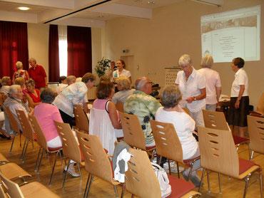 Eschbacher Erzählung am 17.08.2012