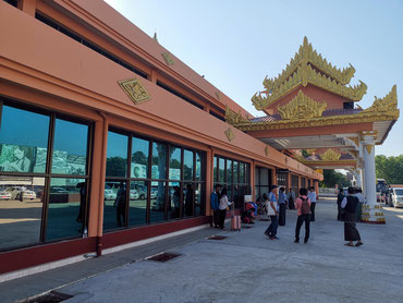 Flughafen Bagan