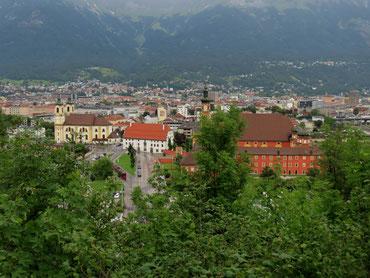 Kloster und Basilika Wilten in Innsbruck