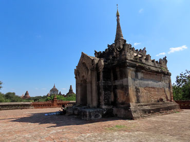 Patho Hta Mya Tempel in Bagan