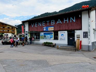 Talstation Venet-Bahn