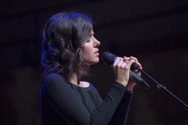 Gänsehautgarantie mit Katie Melua. (c) Lauren Sass