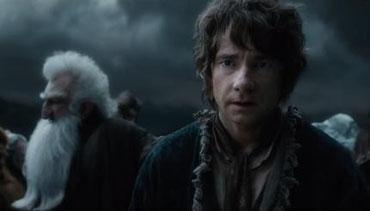 Bilbo Beutlin - fast schon eine Nebenfigur. [Quelle: Warner]