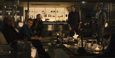 Zu Beginn wollen die Avengers nicht so recht zusammenarbeiten. [Quelle: Disney/Marvel]