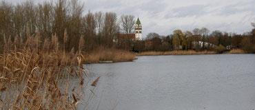 Katholische St.-Sebastian-Kirche in Ketsch