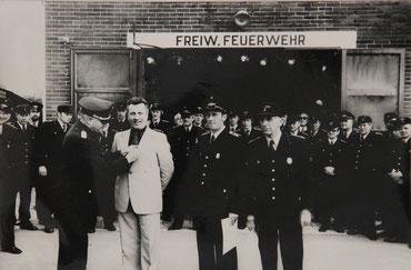 Gerätehaus 1977