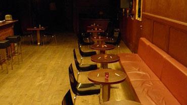 Im eigenen Clubraum in einer ungestörten Atmosphäre