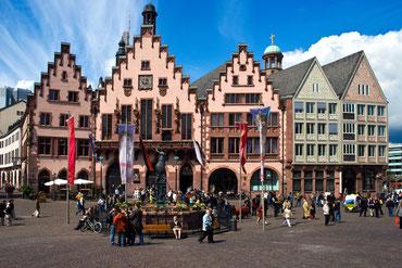 Dom Frankfurt cathédrale Main