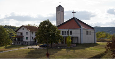 Župna crkva u Potočanima