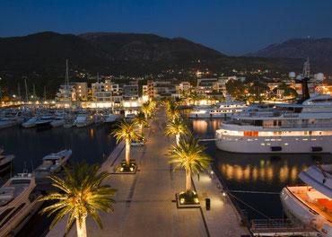 Charteryachten Montenegro - Bar