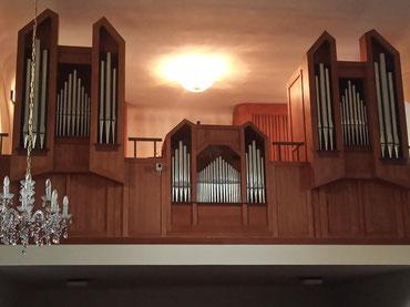 órgano de Baugmarten