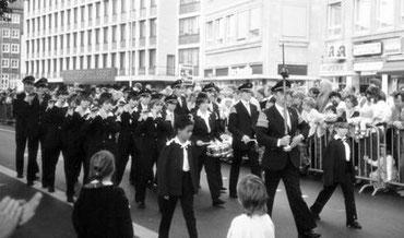 Stadtmusikfest in Aachen