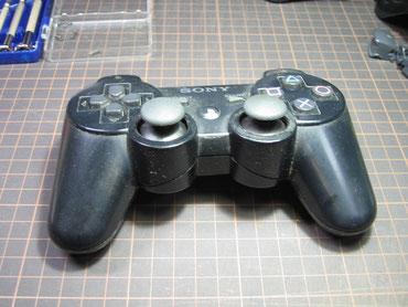 PS3のコントローラー画像